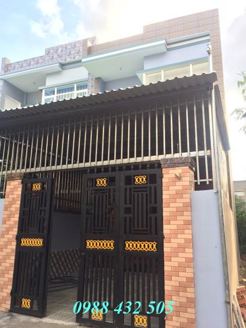 Bán nhà lầu 93m2 gần trường học cấp 1,2,3 Đông Hòa