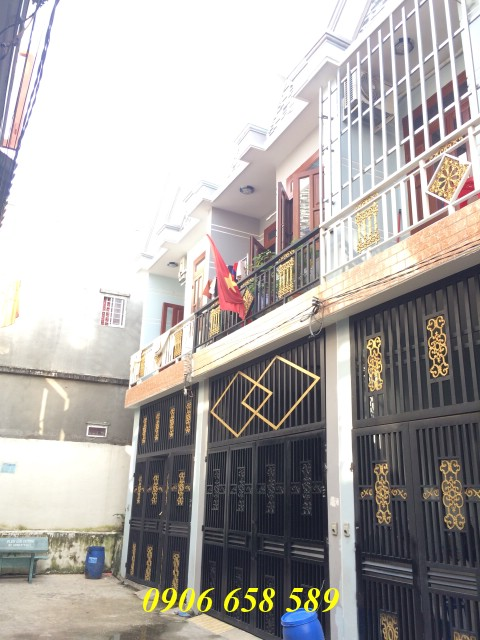 Bán nhà gần Ngã Tư 550 diện tích 52m2 giá 1 tỷ 150 triệu