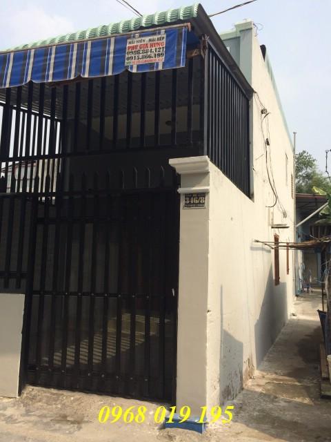 Bán nhà cấp 4 và 4 phòng trọ 110m2 gần chợ Tân Long