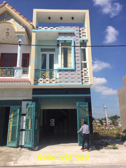 Bán nhà phố gần ngay Ngã Tư 550 và Cầu Ông Bố