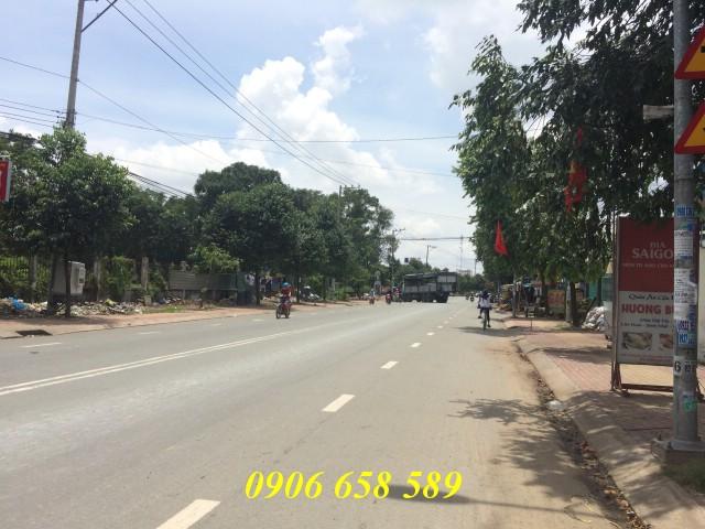 Bán 300m2 đất đường NK14A Khu đô thị Mỹ Phước 3