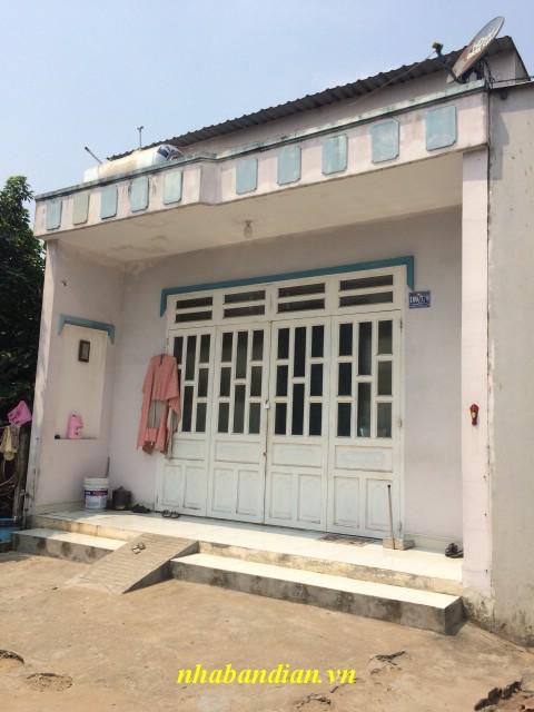 Bán nhà cấp 4 Đông Thành Dĩ An gần Mỹ Phước - Tân Vạn