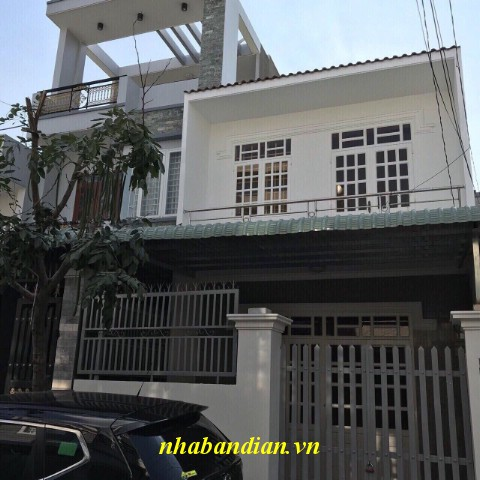 Bán nhà 101m2 ngay Hội trường Đông Hòa đường Nguyễn Đình Chiểu