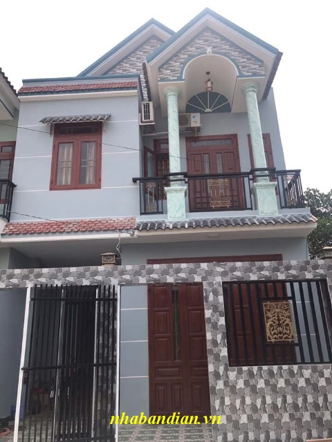 Bán nhà lầu đẹp 62m2 gần Siêu thị Big C đường Võ Thị Sáu