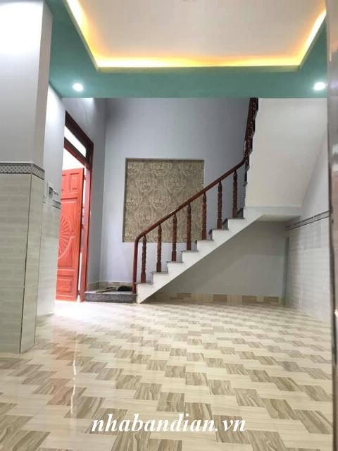 Bán nhà dĩ an sổ chung 30m2 giá rẻ gần Bệnh viện thị xã Dĩ An